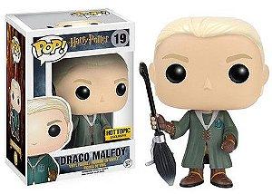 Funko Pop Exclusivo Draco Malfoy Quadribol Harry Potter