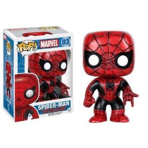 Funko Pop Marvel Spider Man Exclusivo Hot Topic
