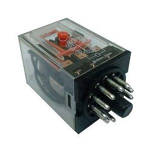 RELE AUXILIAR 11P 3NA+3NF MK3PS-I 24VDC Jng AF3Gv20