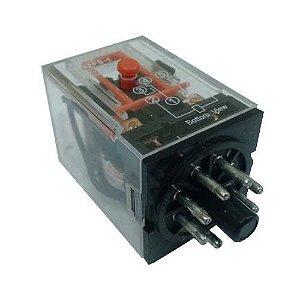 RELE AUXILIAR 8P 2NA+2NF MK2PS-I 24VDC Jng AF3Gv11
