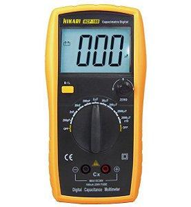 CAPACIMETRO DIGITAL HCP-100 20.000mF Hikari