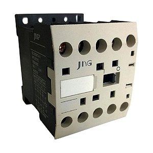 CONTATOR MINI AUX. JZC8-22 2NO+2NC 220V Jng