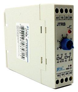RELE DE TEMPO ESTRELA TRIANGULO  JTRB 0~15 Seg. 220V 60Hz Jng GdG1