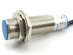 SENSOR INDUTIVO LM18-3005PA Ø-18mm PNP NO Sn-5mm 10~30Vdc  Jng