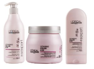Loreal Professionnel Vitamino Color AOX Kit (3 Produtos)