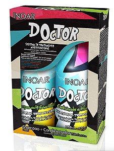 Inoar Doctor Shampoo e Condicionador Kit 2x250ml