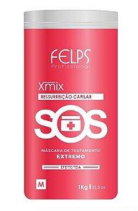 Felps SOS Ressurreição Capilar Efeito Teia p/ Danificados - 1kg