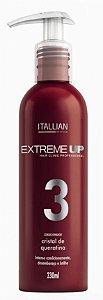 Itallian Extreme Up SOS Cristal de Queratina Passo 3 - 230ml