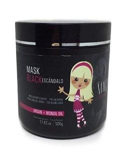 Maria Escandalosa Mask Mascara Black Escândalo - 500g