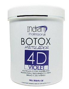 NP Indian Btx 4D Violet Alisamento Matizador - 1kg