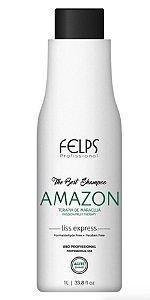 Felps Shampoo Alisante Amazon The Best - 1000ml