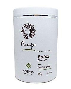 Nativa Btox Profissional Redutor Volume Sem Formol - 1kg +brinde