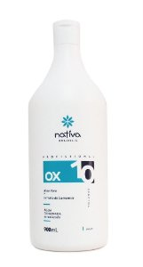 Nativa Ox 10 Volumes Água Oxigenada 900ml
