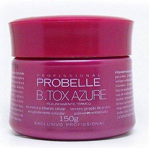 Probelle Azure B.tox Capilar Matizador S/ Formol Loiras 150g