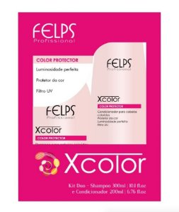 Felps Xcolor Kit Duo Color Protector - 2 Produtos