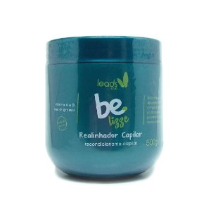 Leads Care B.tox Capilar Be Lizze Redutor Volume Sem Formol - 500g