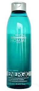Loreal Homme Energic - Shampoo 250ml