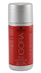 Schwarzkopf Igora OX Royal 20 Volumes (6%) - Oxigenada 60ml