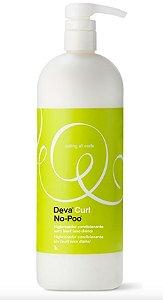 Deva Curl No-Poo 1 Litro Higienizador Condicionante