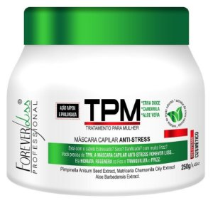 Forever Liss TPM Máscara Anti Stress 250g (+ Brinde)