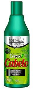 Forever Liss Cresce Cabelo Shampoo Fitoterápico 500ml