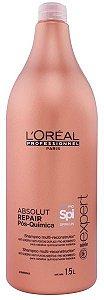 Loreal Absolut Repair Pós Química Shampoo 1,5 Litro