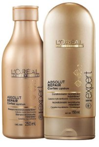 Loreal Absolut Repair Cortex Lipidium Duo Kit (2 Produtos)