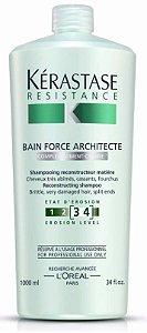 Kérastase Resistance Bain Force Architecte - Shampoo 1000ml