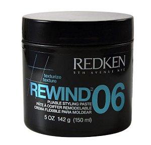 Redken Styling Texturize Rewind 06 - Pasta Modeladora 150g