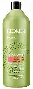 Redken Curvaceous Shampoo p/ Cabelos Cacheados 1000ml