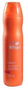 Wella Professionals Enrich Shampoo Hidratante - 250ml