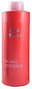 Wella Professionals Brilliance Condicionador p/ Coloridos - 1000ml
