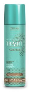 Itallian Trivitt Cachos Leave-in Revitalizador 250ml
