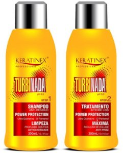 Keratinex Escova Progressiva Turbinada 2x300ml