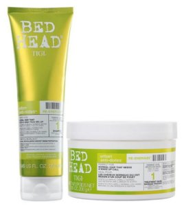 TIGI Bed Head Urban Anti+Dotes #1 Re-Energize Duo Kit (2 Produtos)
