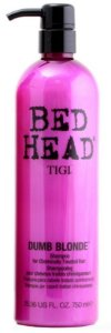 TIGI Bed Head Dumb Blonde for Chemically  Loiras - Shampoo 750ml