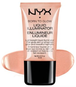 NYX Liquid Illuminator Born to Glow LI02 Gleam