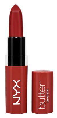 Nyx Batom Butter Lipstick BLS08 Mary Janes
