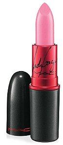 Batom MAC Viva Glam Gaga Lustre Lipstick