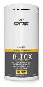 B.tox Capilar Treatment Argan One Professional 1kg (+ Brinde)