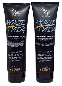 Zap Morte Vida Kit Hidratação Profunda (2 Itens)