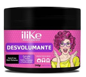 ILike Professional Desvolumante - 240g