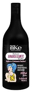 ILike Professional Shampoo Anabolizante - 1000ml