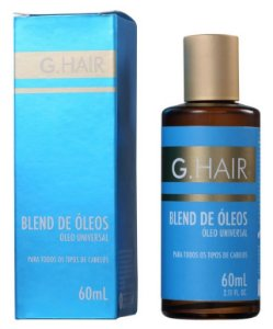 Ghair Blend de Óleos Universal - 60ml