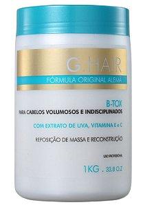 Ghair B-Tox Reposição de Massa e Reconstrução - Máscara 1kg