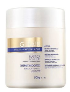 Ghair Therapy Progress Repositor de Massa 500g