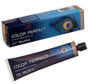 Tintura Wella Color Perfect 4/0 Castanho Médio - 60g