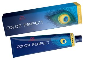 Tintura Wella Color Perfect 8/1 Louro Claro Acinzentado - 60g