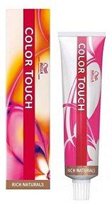 Tintura Wella Color Touch 5/3 Castanho Claro Dourado - 60g