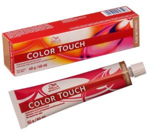 Tintura Wella Color Touch 7/0 Louro Médio - 60g